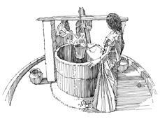 Women-drawing-water-