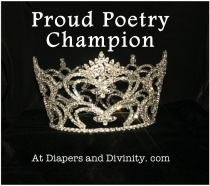 Poetry crown