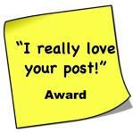 Post-it Award