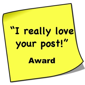 Post-it Award