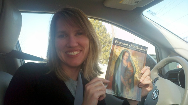Covenant Motherhood Book