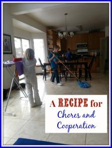 Recipe for Chores